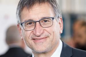 Dr. Ing. Ralf Egner, 1. Vorsitzender der Landesvereinigung Baden-Württemberg der Prüfingenieure für Bautechnik. (Quelle: Ingenieurgruppe Bauen, Karlsruhe)