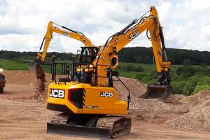 Der 131X, 140X und 150X lösen die Modelle JS 131, JS 130 und JS 145 in der Klasse der 13- bis 16-Tonner ab.