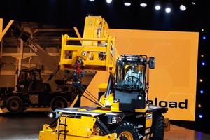 Der Hydraload 555-210R bietet mit einer Tragfähigkeit von 5,5 Tonnen eine Hubhöhe von 20,5 Metern.