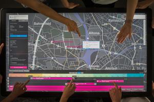 Koordinierungsrunden am Roads-Tisch