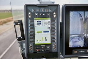 Effizienz per Knopfdruck: Der Wirtgen Mill Assist stimmt die Maschinenparameter passend aufeinander ab.