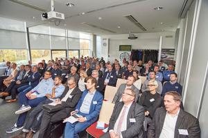 """""""Tag des Donners"""" im Aachener Tivoli: Am 21. November werden Bauplaner in zahlreichen Fachvorträgen auf den aktuellen Stand in Sachen Akustik und Schallschutz gebracht."""