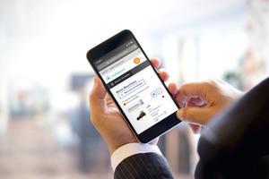 Mit mySwecon haben Kunden auf Rechner oder mobilen Endgeräten Zugriff auf eine Vielzahl an Maschinendaten.