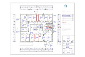 Die Grundrissform wie die räumliche Aufteilung bietet zahlreiche Nutzungen und eine flexible Anpassung.