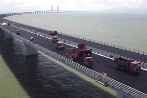 Die Brücke hat eine vorgesehene Nutzungsdauer von 120 Jahren, die Asphaltbeläge sind auf mindestens 20 Jahre ausgelegt.