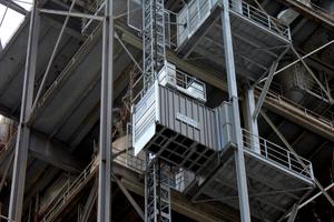 Industrieaufzug SH 2000. (Quelle: GEDA-Dechentreiter GmbH & Co. KG)