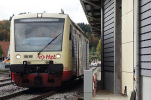 Betriebswerkstätte der Hohenzollerischen Landesbahn in Gammertingen, als Erweiterung 2001 erstellt. Das auf den Dachflächen auftreffende Regenwasser wird gesammelt. Es dient zur Klarspülung beim letzten Spülgang in der renovierten Waschhalle für Züge und ersetzt den Verschleppungsverlust.