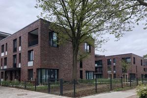 """Das """"Wohnquartier am Schierenberg"""" im Hamburger Bezirk Wandsbek umfasst 153 neue Wohnungen."""