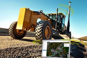 Leica ConX: Das Kollaborationstool schafft ein vernetztes Daten-Ökosystem über die gesamte Baustelle.