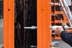 Auf der bauma 2019 präsentierte Paschal den Prototypen einer innovativen Schalungslösung mit einseitig bedien-baren Schalungsankern. Das neue System Logo.pro bietet den Kunden alle Vorteile von einseitig bedienbaren Ankern.