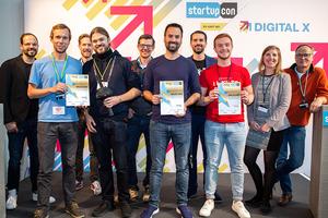 Bereits ins Finale des digitalBAU Awards geschafft haben es Incept 3D, Lumoview und Zedach Digital. Die drei Start-Ups haben sich auf der diesjährigen StartupCon (29. bis 30. Oktober) qualifiziert. Mit ihren Ideen konnten sie die Jury überzeugen.