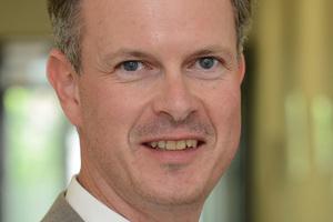 Dipl.-Ing. Michael Maas, Bürgermeister der Stadt Pirmasens