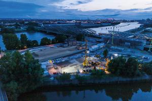 Seit 2001 entsteht mit dem Stadtteil HafenCity ein Projekt der Superlative.