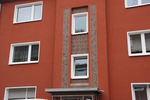 links: Die energetische Sanierung von Gebäudehüllen ist eine wichtige und geförderte Maßnahme innerhalb des Gesamtpakets zum Erreichen der Klimaschutzziele.