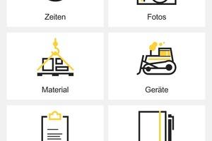 Mit 123erfasst lässt sich ein umfassendes Bautagebuch erstellen.