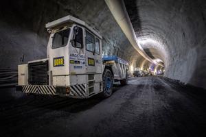 """Für die bautechnische Umsetzung des Projekts """"Pfons-Brenner"""" (Brenner Basistunnel) setzt ein Konsortium um die Porr AG Nevaris Build ein."""