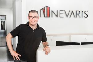 Daniel Csillag, Geschäftsführer der Nevaris Bausoftware GmbH
