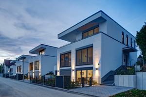 Moderne Ziegelarchitektur bietet hohen Wohnkomfort: In Bad Vilbel wurde zwischen 2016 und 2019 ein neues Quartier mit insgesamt 87 Wohnbauten errichtet. Früher befand sich an dieser Stelle ein familienbetriebenes Ziegelwerk.
