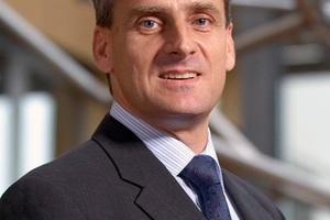 Dr.-Ing. Rolf Sontheimer, Leiter Technische Abteilung bei der Wilhelm Layher GmbH & Co KG