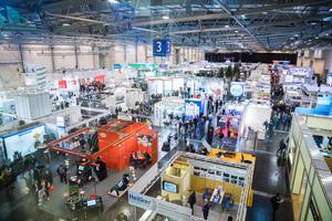 Die vierte Auflage der Fachmesse findet vom 14. bis 16. Januar 2020 in der Messe Essen statt.