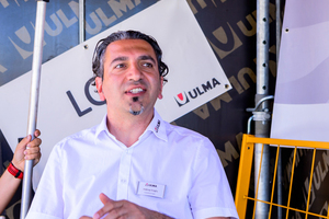 Dipl.-Ing. Yildiray Eroglu, Produktmanager bei der Ulma Construction GmbH