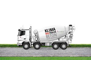 Holcim EcoPact Zero heißt der klimaneutrale Beton, den das Unternehmen am Markt lanciert.