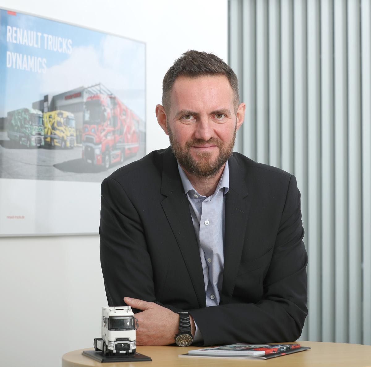 Renault König Geschäftsführer