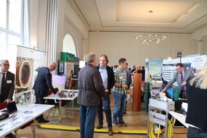 Das bekannte Expertenforum zur Kanalsanierung mit Fachausstellung findet am 1. April 2020 bereits zum 10. Mal statt – diesmal im Kursaal Bad Cannstatt, Stuttgart.