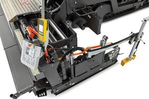 Beim P8820D ABG genießen Bediener eine komfortable, sichere und produktive Arbeit mit intuitiver Steuerung, hervorragender Sicht, intelligenten Funktionen und einer geräumigen Plattform.