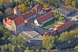 Die Domäne Marienburg ist eine spätmittelalterliche Wasserburg im südlichen Teil von Hildesheim nahe der Innerste. Sie beherbergt verschiedene Fachbereiche der Universität Hildesheim.