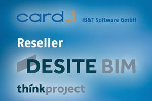 Ab sofort vertreibt IB&amp;T Thinkprojects gesamte Desite-BIM-Produktfamilie in den D-A-CH-Regionen.<br /><br />