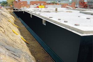 Erstmals zugelassen ist die Anwendung von PMBC für alle Wassereinwirkungsklassen bei anstehendem Grundwasser bis maximal drei Meter.