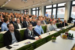 Fünf Handlungsstränge mit insgesamt 30 Vortragsveranstaltungen bildeten traditionell das Grundgerüst des zweitägigen Forums.