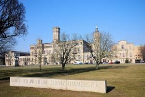 Die Gottfried Wilhelm Leibniz Universität Hannover ist die zweitgrößte Hochschule Niedersachsens.