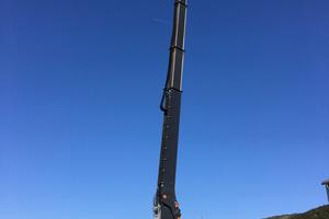 Künftig wird der KMC1600S das Kraftwerk in Lünen revitalisieren.