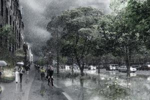 Immer wieder führen Starkregen-Ereignisse zu schweren Schäden.