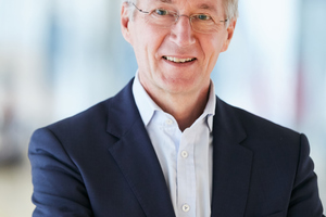 Raimund Heinl, Vorstandsvorsitzender des FMI Fachverband Mineralwolleindustrie e.V.