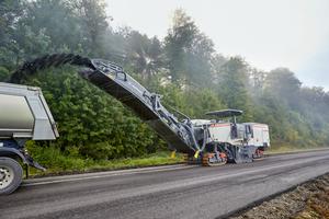 Die neue Antriebs- und Assistenztechnik reduziert den Kraftstoffverbrauch.
