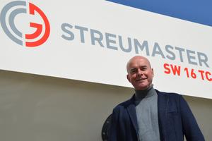 Andreas Marquardt ist neuer Geschäftsführer der Streumaster Maschinenbau GmbH im bayerischen Egglkofen.<br />