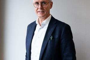 Ralf Schär, neuer Vorsitzender der BFA Straßenbau bei der Bauindustrie.<br />