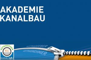 Akademie Kanalbau: Die Online-Plattform bietet Mitgliedern der Gütegemeinschaft Kanalbau Angebote zur Qualifizierung des Fachpersonals.<br />