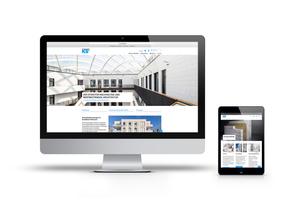 Die neue Webseite des Markenverbunds ist als intuitive und übersichtliche Informationsplattform rund um die funktionsgetrennte KS-Bauweise konzipiert.