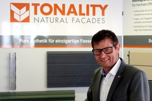 Neues Mitglied der Geschäftsleitung für die Bereiche Vertrieb und Unternehmensentwicklung: Wolfgang Häußler verstärkt das Team der Tonality GmbH.