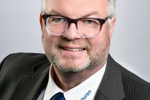 Theodor Mayer, Gesamtvertriebsleiter Puren GmbH.