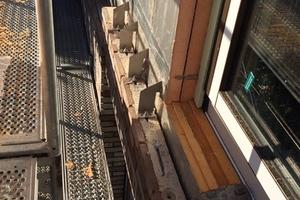 Ein umlaufender Stufenfalz vermeidet zusätzlich Energieverluste durch Wärmebrücken.