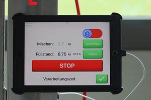 Software-gesteuertes automatisiertes Mischen