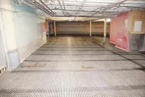 Carbonbeton brachte bei der Instandsetzung des Parkhauses gleich mehrere Vorteile mit sich: Die Bewehrung benötigt nur eine geringe Betonüberdeckung und sie korrodiert nicht.