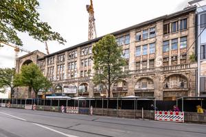 """Ein lebendiges """"Stück Stadt"""" mit vielfältigen Nutzungsformen und hochwertiger Architektur sind rund um das legendäre Kunsthaus Tacheles geplant.<br />"""