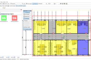 In Grava 2020 lassen sich Aufmaßpläne auch als DXF/DWG-Datei exportieren. Andere Projektbeteiligte können damit in ihren CAD-Programm weiterarbeiten.