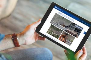 Auf baustoff.xella.de erwartet die Leser*innen eine Sammlung aktueller Artikel unter anderem zu den Themen Building Information Modeling, großformatiges Bauen und digital umgesetzte Projekte.